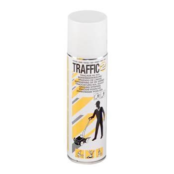 Markeringsspray, 500 ml, 12-pack, vit