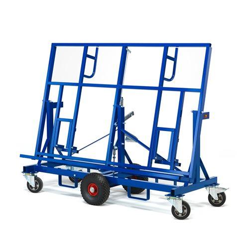 """""""Stabil"""" heavy duty board trolley: 500kg"""
