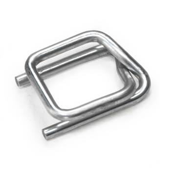 Metal buckle, 1000-pack, max. 19 mm band