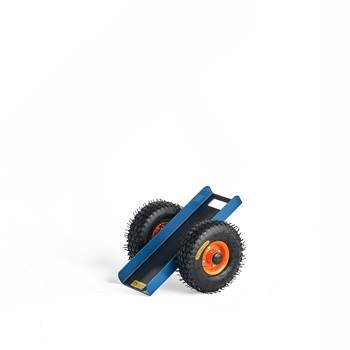 Board trolley, no handle, 200 kg load, 500x380x260 mm