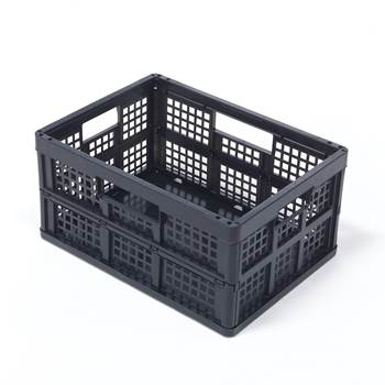 The Really Useful ® folding box, 572x397x286 mm, 45 L, black