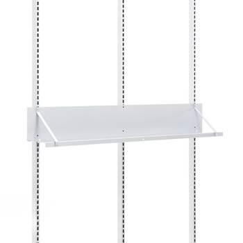 Konsolhylla till arbetsbord, 1990x200x200 mm