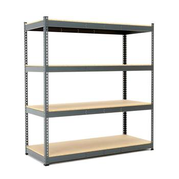 Combo shelving system, basic unit, 1980x1840x470 mm