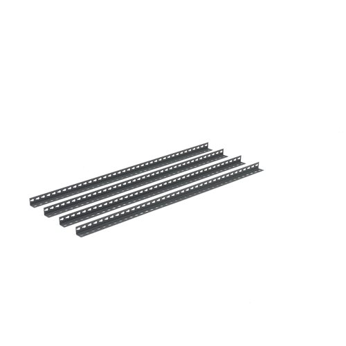 Upright for 'Combo' shelving system: 1530 mm: 4-pack