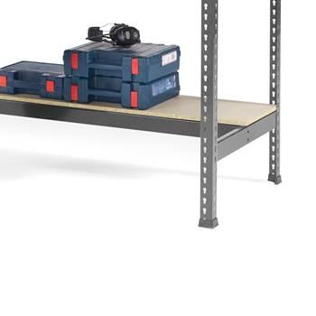 'Combo' half shelf 1830x380 mm