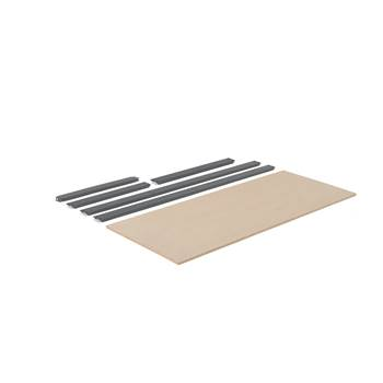 Extra shelf for 'Combo' shelving system: 1840x775 mm