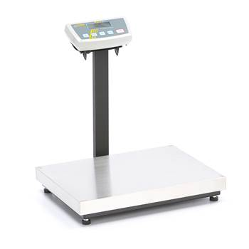 Floor scales, 60 kg load, 20 g (EU plug)