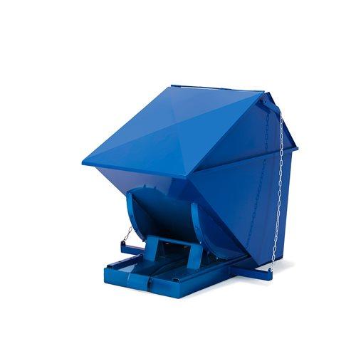 Kippikontti kannella, 150L, sininen