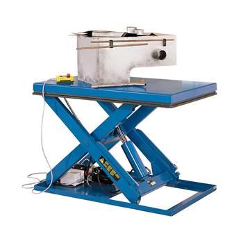 Stół podnoszący, Obciążenie:1000 kg, Wymiary platformy:1800x800 mm