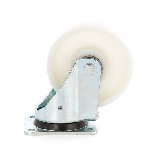 Wheelset for tipcontainer: nylon: Ø200mm