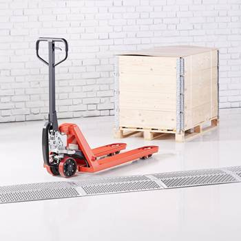 Easy roller pallet truck, 2000 kg, 1500 mm