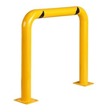 High guard collision barrier, H 1000 mm