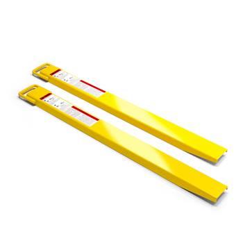 Förlängningsgafflar, 1830 mm, gaffelbredd 125 mm