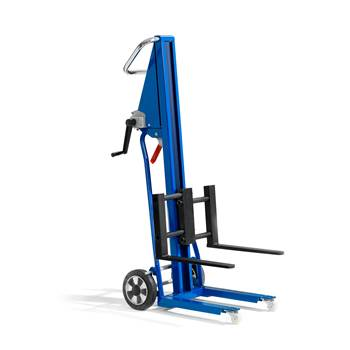 Light duty stacker, 120 kg load, 95-1050 mm lift height