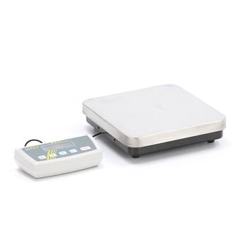 Bench scales, 36 kg load, 10 g (EU plug)