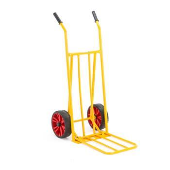 Sekketralle, punkteringsfrie hjul, 250 kg