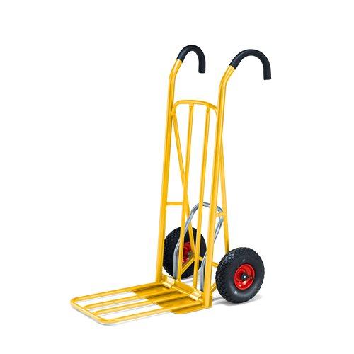 Easy-tip warehouse cart: 250kg