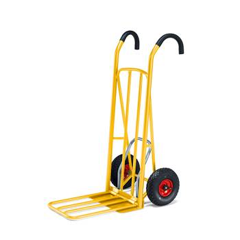Easy-tip warehouse cart, 250 kg load