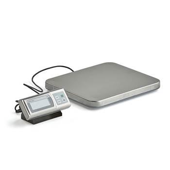 Parcel scales, 60 kg, 50 g