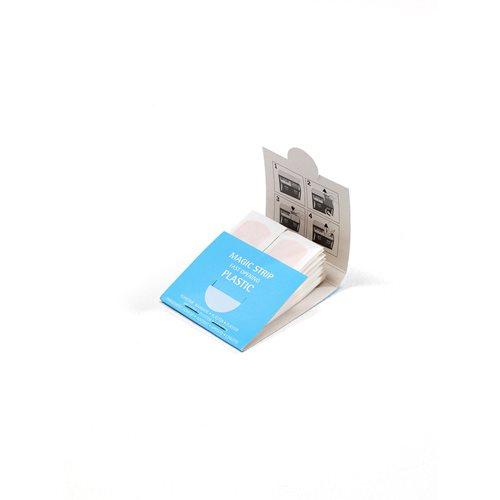 Waterproof plasters: 34 pcs