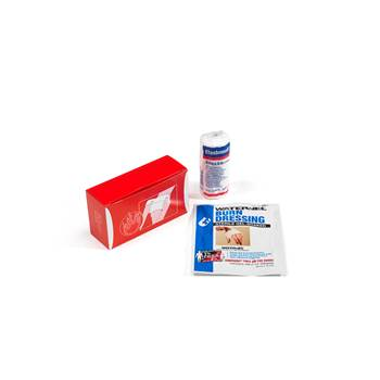 Burn dressing kit