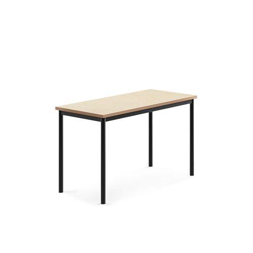 Pöytä Sonitus, Ääntä vaimentava Linoleum, (KxPxL) 720x1200x6