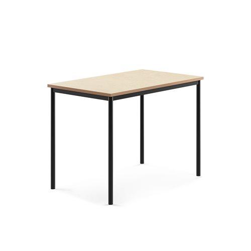 Pöytä Sonitus, Ääntä vaimentava Linoleum, (KxPxL) 900x1200x8
