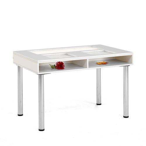 Lys- og forstørrelsesbordet leteren