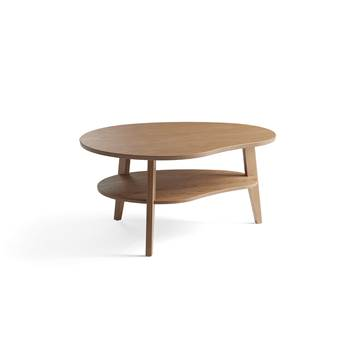 Eagle oak coffee table, 1000x800x500 mm, oak