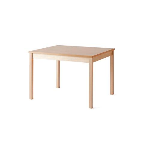 Pöytä Europa, Korkeus 720 mm, Taso 1200x800 mm Pyökki, ääntä