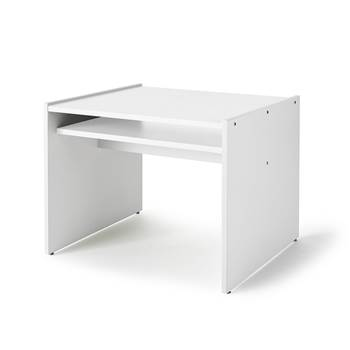 Mille children's games table, white, white, 740x620x530 mm