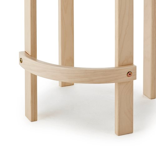 Footrest for stool