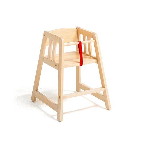 #sv barnstol i björk sitthöjd 360 mm.bredd 440 mm. djup 475