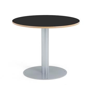 Bord Örgryte, Ø900x720 mm, svart