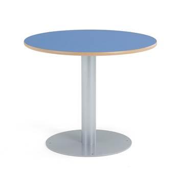 Bord Örgryte, Ø900x720 mm, blå