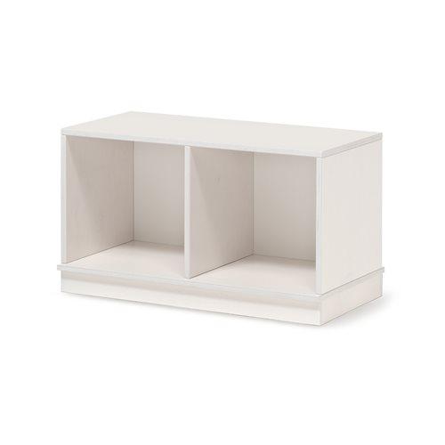 Milo säilytyslaatikosto, Sokkeli, 2 lokeroa, 500x800x420 mm,