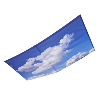 Sound Absorbing Ceiling Cloud