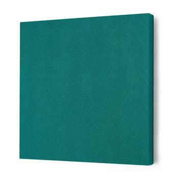 Lydabsorbent Kvadrat, 600x600 mm, grønn