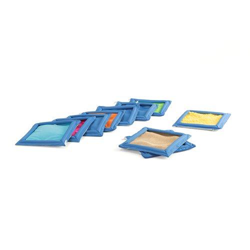 Sensory play mats, 10 pack