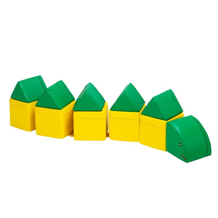 Zestaw do zabaw w kształcie krokodyla