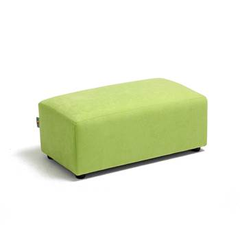 #e- Stool color green centipede.700 x 360 x 270 mm.