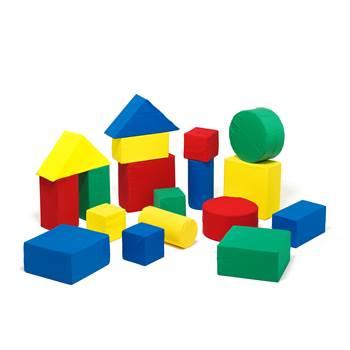 Skumleker byggesett Maiken