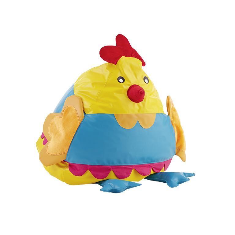 Lekepuff Høne