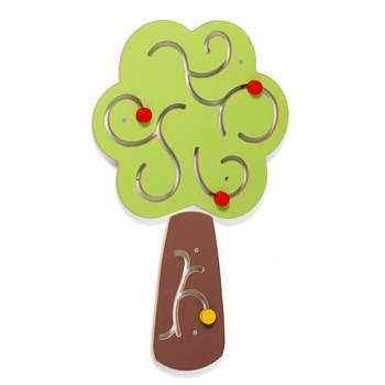 Väggapplikation Äppelträd