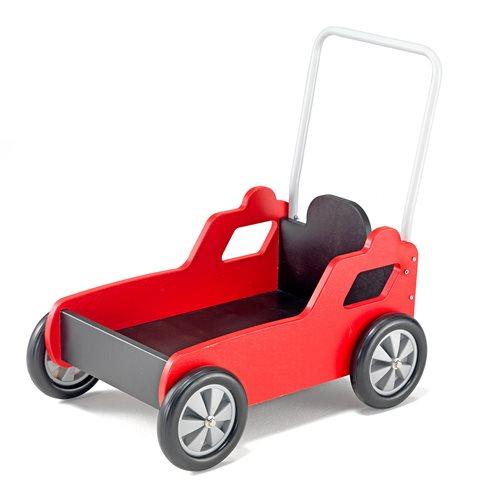 Wózek dla lalek - samochód