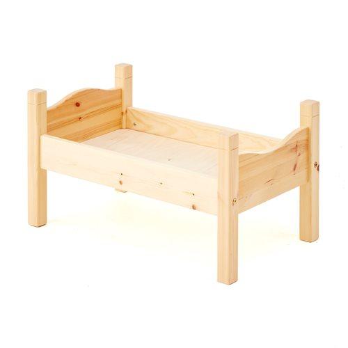 Dock- & leksäng