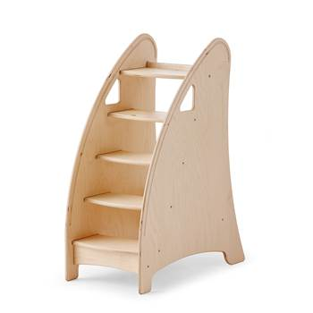 Changing table staircase