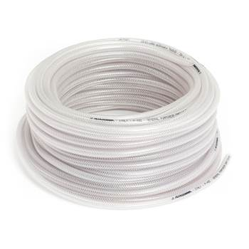 Reinforced PVC hose, Ø 8 mm