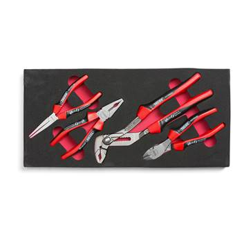 Pliers set 4-piece