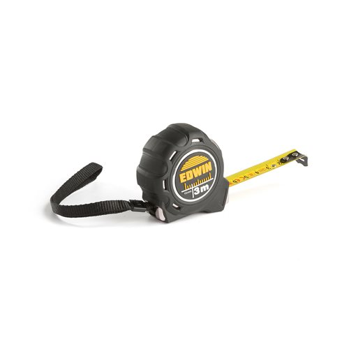 Tape measure: 3 metres